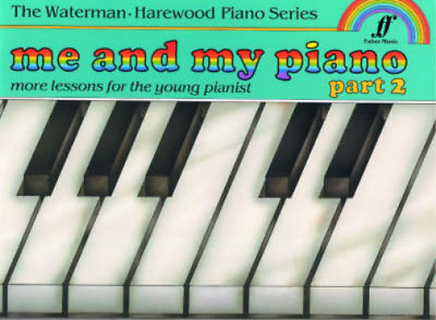 Me and My Piano - Part II, Fanny Waterman, Used; Good Book