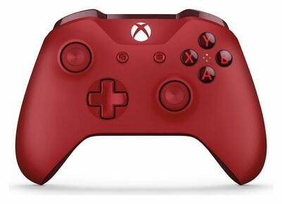 Microsoft Xbox One Wireless Bluetooth Controller - Red