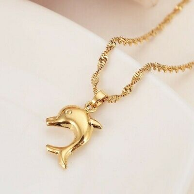 Sophisticated Girls' Women24k Gold Plated Pendant Necklaces for Special Occasion