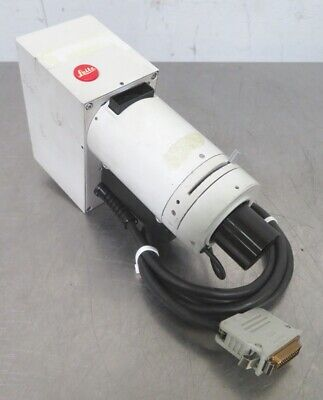 C162902 Leica PMT Microscope Assembly w/ Hamamatsu R928 Photomultiplier Tube