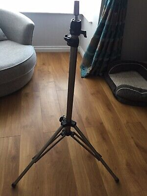 Adjustable Hairdressing Tripod Stand
