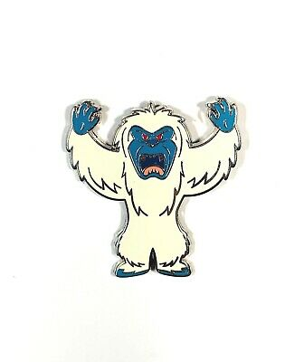 Disney Parks Kingdom of Cute 2 Mystery Pack Yeti Pin New