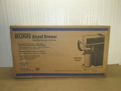 Bunn 33200.0014 VPR-APS Pourover Airpot Coffee Brewer **Airpot is NOT included**