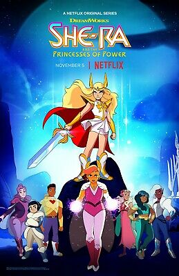 She-Ra poster (d)  - 11 x 17 inches - She-Ra and the Princess Of Power