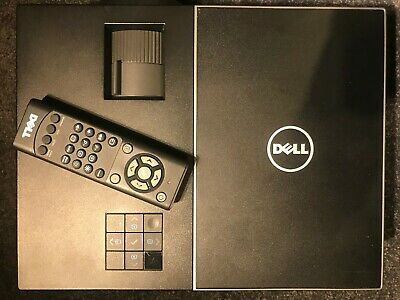 Dell 4350 Projector WITH REMOTE, 4000 lumens 1080p (1920x1080)