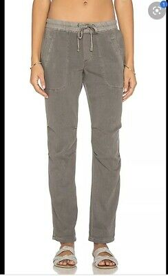 James Perse Relaxed Workwear Pant Sage NWT $225
