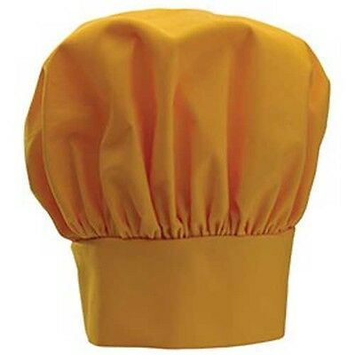 Winco CH-13YL, Yellow Chef Hat
