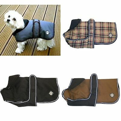 Danish Design Pet Products - Abrigo semi-impermeable de lujo para (VP1616)