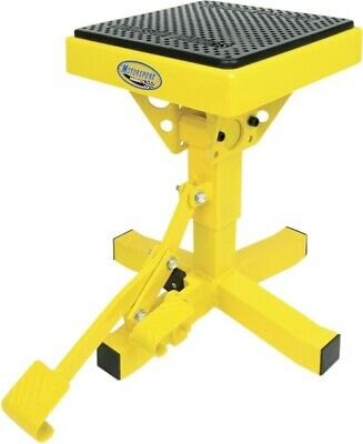 Motorsport Products P-12 Adjustable Lift Stand Yellow 92-4027 4110-0064