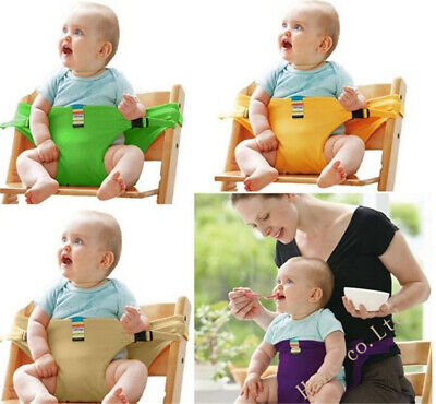 Baby Infant Dining Chair Safe Belt Portable Baby Dining Chair Belt Useful