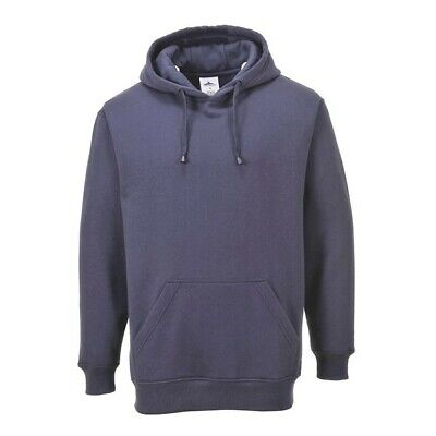 531 Roma Hoody Navy Large B302NARL Portwest Genuine Top Quality Product New