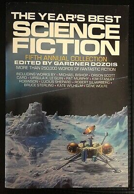 Year's Best Science Fiction : Fifth Annual Collection by Dozios, Gardner R.