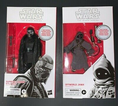 """Star Wars Black Series 6"""" First Edition *Select Your Choice*"""