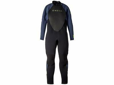 $199 O'neill Kid's Black Full Back-Zip Wetsuit Swimming Diving Suit Size 12