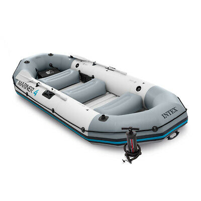 Canot gonflable Intex 68376 bateau Gonflable Mariner 4