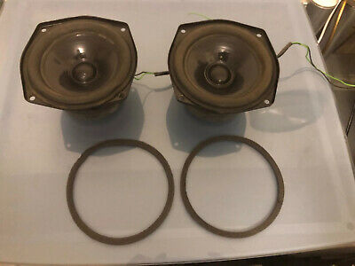 KEF B110 / SP1003 - LS3/5a Matched Pair