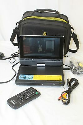 Sony Portable CD/DVD Player DVP-FX810, Sold As Is. Pre-Owned.