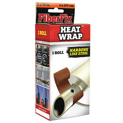 FIBERFIX 38501 Heat Wrap,2inx72in