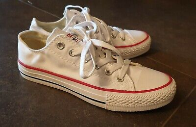converse basses blanches 37