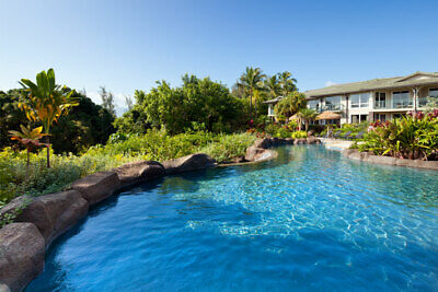 The Westin Princeville Ocean Villas 2 Bedroom Even Year Timeshare For Sale!