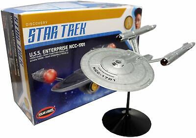 Polar Lights Star Trek Discovery USS Enterprise NCC-1701 1:2500 Scale Model Kit