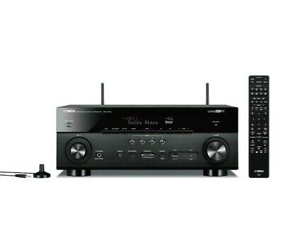 Yamaha TSR-7850 7.2-Channel Doby Atmos DTS X 4K HDR Pass Network AV Receiver New
