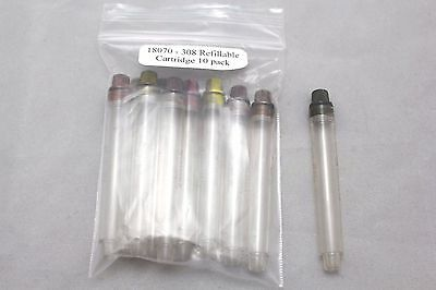 Noodler's Ink Refillable 308 Cartridges for Fountain Pens Ahab 10-Pack-NEW