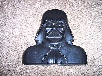 STAR WARS Original KENNER DARTH VADER 31 Action Figure Carrying Case ESB 1980
