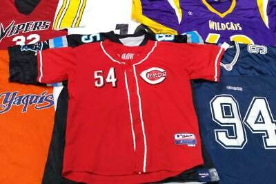 150 pcs x American university / sport T-shirt Wholesale Job Lot (B Grade)