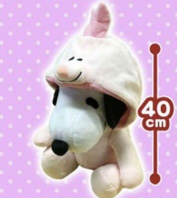 For Gifts New Snoopy Costume Farron Plush Doll Limited Not for sale Rare Japan