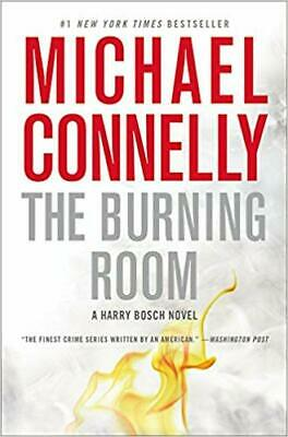 The Burning Room (Harry Bosch) PAPERBACK 2015 by Michael Connelly