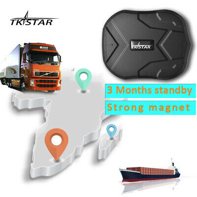 3G GPS Tracker Locator for Car Motorcycle Powerful Magnet 120 days Standby PS133