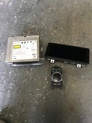 2014 Bmw  Nbt Hu  Professional Navigation System 9351679 Set Up