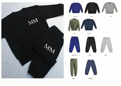 Personalised Kids Jogger Set / Tracksuit - 6/12 Months upto 9/10 years
