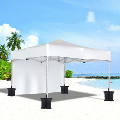 Outdoor Gazebo Foot Leg Pole Sandbag Weights Marquee Market Stall Sand Bag JI