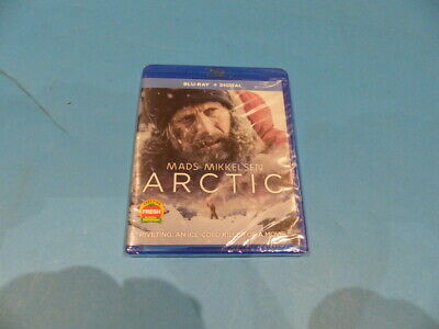 Arctic - Blu-Ray + Digital New Sealed