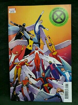 House of X #4 1st Print Decades Variant Sold Out Hickman & Larraz Marvel 2019