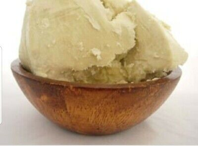 Organic, Raw and Unrefined Shea Butter