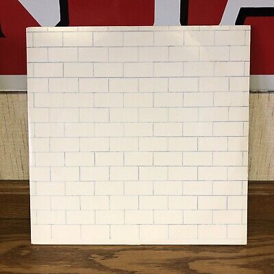 STUNNING Pink Floyd The Wall PC2 36183 Columbia Stereo Vinyl LP Album VG+