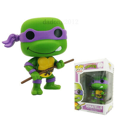 Funko POP Vinyl Teenage Mutant Ninja Turtles Collectable Figurine #60 Kid Toy