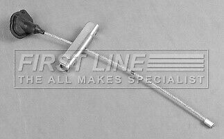 Handbrake Cable FKB1610 First Line Hand Brake Parking 6750550 Quality New