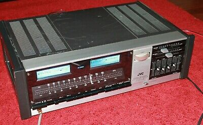 Vintage JVC JR-S300 Series II receiver (tested and working)