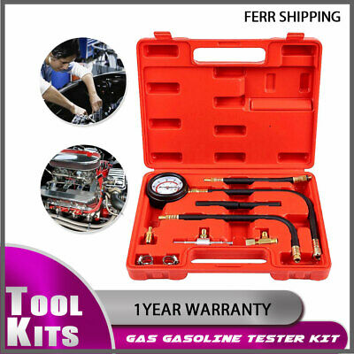 Universal Fuel Injection Pump Pressure Tester Gas Engine US Tool Kits