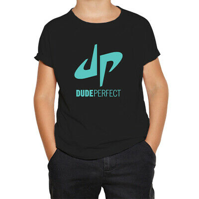 Dude Perfect Cool Classic Youth Youtuber Sensation Vlogger T-Shirt DUD-KID-0004