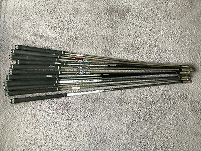 Titleist Fitting Schäfte Fitting Shafts 12 x divers High End