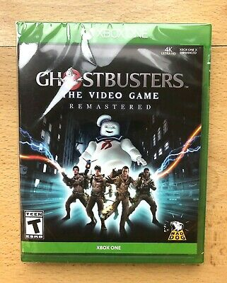 Ghostbusters The Video Game Remastered Xbox One Gamestop