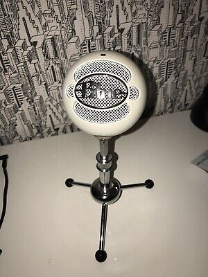 Blue Microphones Snowball ICE White USB Microphone