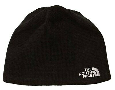 North Face Bones Beanie Hat Black One Size - Brand New - EXPRESS Delivery