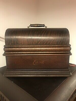 Edison Home Model D Phonograph With B Reproducer