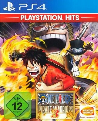 One Piece: Pirate Warriors 3 [PlayStation Hits]